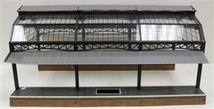 "Ace Trains O Gauge Fully Made up ""Station Canopy"" AC1 & AC 1A Extensions image 5"