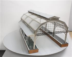 "Ace Trains O Gauge Fully Made up ""Station Canopy"" AC1 & AC 1A Extensions image 6"