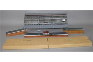 "Ace Trains O Gauge Fully Made up ""Station Canopy"" AC1 & AC 1A Extensions image 8"