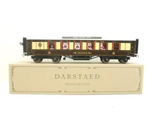 "Darstaed O Gauge Parlour 1st ""JUANA"" Ivory Roof Pullman Coach Boxed image 1"