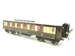 "Darstaed O Gauge Parlour 1st ""JUANA"" Ivory Roof Pullman Coach Boxed image 3"