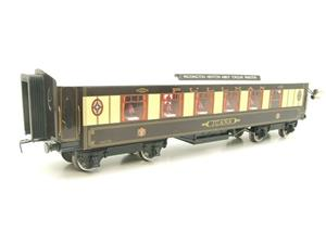 "Darstaed O Gauge Parlour 1st ""JUANA"" Ivory Roof Pullman Coach Boxed image 4"