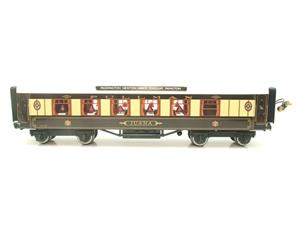 "Darstaed O Gauge Parlour 1st ""JUANA"" Ivory Roof Pullman Coach Boxed image 5"