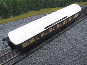"Darstaed O Gauge Parlour 1st ""JUANA"" Ivory Roof Pullman Coach Boxed image 7"