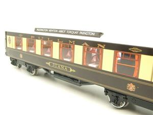 "Darstaed O Gauge Parlour 1st ""JUANA"" Ivory Roof Pullman Coach Boxed image 8"