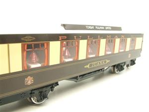 "Darstaed O Gauge Parlour 1st ""JUANA"" Ivory Roof Pullman Coach Boxed image 10"
