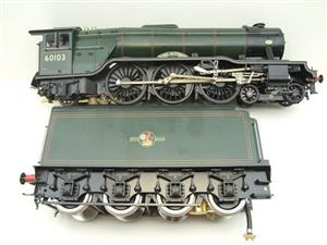 "Gauge 1 Aster BR Green A3 Class Pacific ""Flying Scotsman"" R/N 60103 Live Steam MINT Boxed image 7"
