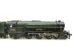 "Gauge 1 Aster BR Green A3 Class Pacific ""Flying Scotsman"" R/N 60103 Live Steam MINT Boxed image 9"