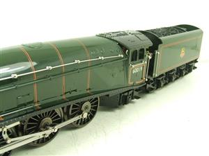 "Ace Trains O Gauge E4 A4 Pacific BR Green ""Bittern"" R/N 60019 Electric 3 Rail Boxed image 5"