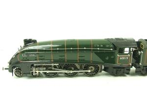 "Ace Trains O Gauge E4 A4 Pacific BR Green ""Bittern"" R/N 60019 Electric 3 Rail Boxed image 6"