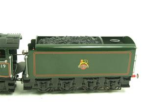 "Ace Trains O Gauge E4 A4 Pacific BR Green ""Bittern"" R/N 60019 Electric 3 Rail Boxed image 7"