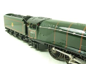 "Ace Trains O Gauge E4 A4 Pacific BR Green ""Bittern"" R/N 60019 Electric 3 Rail Boxed image 8"