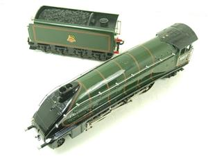 "Ace Trains O Gauge E4 A4 Pacific BR Green ""Bittern"" R/N 60019 Electric 3 Rail Boxed image 9"