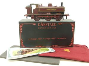 "Darstaed O Gauge ""London Transport"" Pannier Tank Loco L.98 Electric 3 Rail Boxed image 1"