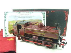 "Darstaed O Gauge ""London Transport"" Pannier Tank Loco L.98 Electric 3 Rail Boxed image 3"