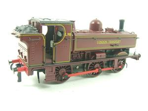 "Darstaed O Gauge ""London Transport"" Pannier Tank Loco L.98 Electric 3 Rail Boxed image 4"
