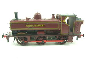 "Darstaed O Gauge ""London Transport"" Pannier Tank Loco L.98 Electric 3 Rail Boxed image 5"