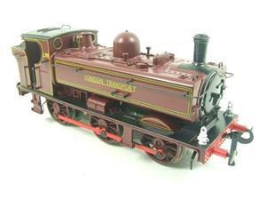 "Darstaed O Gauge ""London Transport"" Pannier Tank Loco L.98 Electric 3 Rail Boxed image 6"