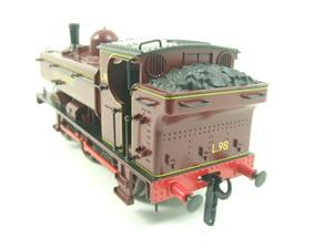 "Darstaed O Gauge ""London Transport"" Pannier Tank Loco L.98 Electric 3 Rail Boxed image 9"