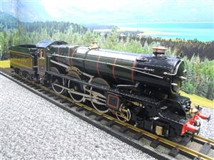 "Gauge 1 Aster GWR King Class ""King George V"" R/N 6000 Live Steam F/Built As New Boxed image 7"