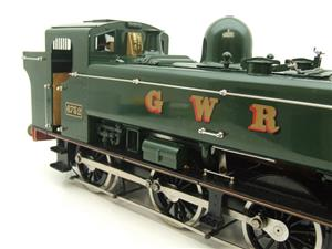 Gauge 1 Aster GWR Green Class 5700 Pannier Tank Loco R/N 6752 Insulated Wheels Ed Live Steam image 7