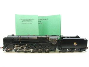 Gauge 1 Aster Accucraft BR Black Class 9F 2-10-0 Loco & Tender R/N 92059 Live Steam As New image 1