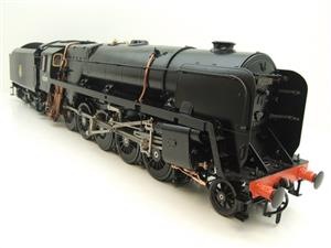 Gauge 1 Aster Accucraft BR Black Class 9F 2-10-0 Loco & Tender R/N 92059 Live Steam As New image 2