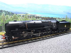 Gauge 1 Aster Accucraft BR Black Class 9F 2-10-0 Loco & Tender R/N 92059 Live Steam As New image 3