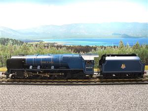 "Gauge 1 Aster BR Blue Duchess Class ""Duchess of Atholl"" R/N 46231 Live Steam Boxed image 8"