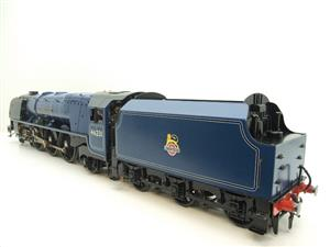 "Gauge 1 Aster BR Blue Duchess Class ""Duchess of Atholl"" R/N 46231 Live Steam Boxed image 10"