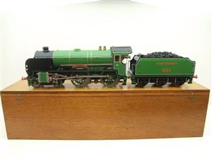 "Gauge 1 Aster SR ""Southern"" 4-4-0 Schools Class ""Winchester"" R/N 901 Live Steam Unsteamed image 1"