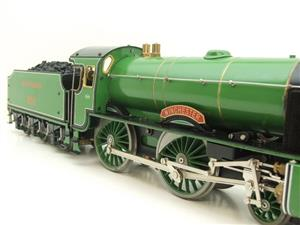 "Gauge 1 Aster SR ""Southern"" 4-4-0 Schools Class ""Winchester"" R/N 901 Live Steam Unsteamed image 10"