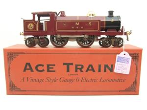 "Ace Trains O Gauge ELM 1 ""LMS"" Maroon  4-4-4 Tank Loco R/N 4-4-4 Electric 3 Rail Mint Boxed image 1"