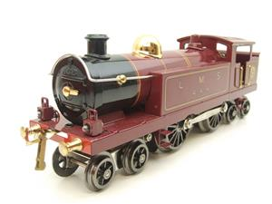 "Ace Trains O Gauge ELM 1 ""LMS"" Maroon  4-4-4 Tank Loco R/N 4-4-4 Electric 3 Rail Mint Boxed image 2"