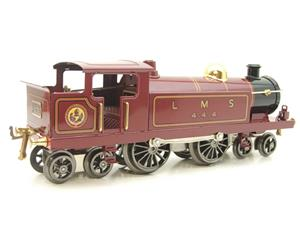 "Ace Trains O Gauge ELM 1 ""LMS"" Maroon  4-4-4 Tank Loco R/N 4-4-4 Electric 3 Rail Mint Boxed image 4"