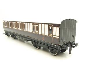 "Darstead O Gauge ""LNWR"" All 3rd Passenger Brake Coach 2/3 Rail running image 6"
