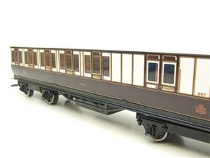 "Darstead O Gauge ""LNWR"" All 3rd Passenger Brake Coach 2/3 Rail running image 8"
