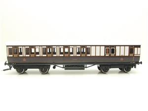 "Darstead O Gauge ""LNWR"" All 3rd Passenger Brake Coach 2/3 Rail running image 9"