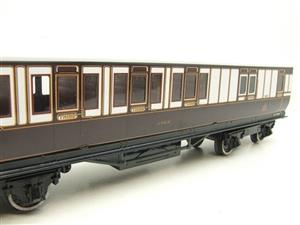 "Darstead O Gauge ""LNWR"" All 3rd Passenger Brake Coach 2/3 Rail running image 10"