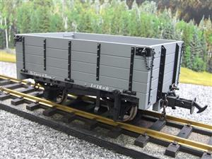 "Gauge 1 BMS Accucraft R19-3B Dual Gauge 32mm/45mm ""W & L Open"" Mineral Wagon Un-Numbered Boxed image 3"