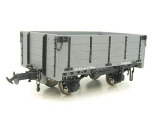 "Gauge 1 BMS Accucraft R19-3B Dual Gauge 32mm/45mm ""W & L Open"" Mineral Wagon Un-Numbered Boxed image 4"