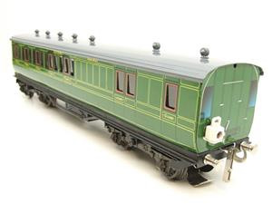 "Ace Trains O Gauge C1 Southern SR ""Southern"" Green x3 NC Passenger Coaches Set image 2"