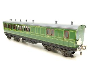 "Ace Trains O Gauge C1 Southern SR ""Southern"" Green x3 NC Passenger Coaches Set image 4"