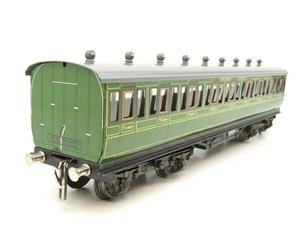 "Ace Trains O Gauge C1 Southern SR ""Southern"" Green x3 NC Passenger Coaches Set image 6"