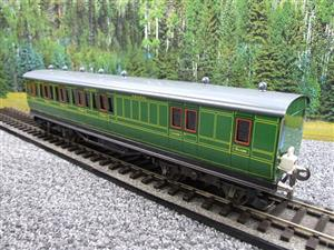 "Ace Trains O Gauge C1 Southern SR ""Southern"" Green x3 NC Passenger Coaches Set image 7"