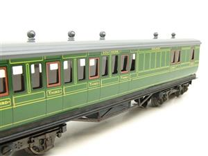 "Ace Trains O Gauge C1 Southern SR ""Southern"" Green x3 NC Passenger Coaches Set image 8"