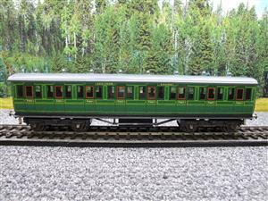 "Ace Trains O Gauge C1 Southern SR ""Southern"" Green x3 NC Passenger Coaches Set image 9"