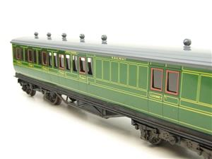 "Ace Trains O Gauge C1 Southern SR ""Southern"" Green x3 NC Passenger Coaches Set image 10"