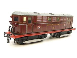 "Ace Trains O Gauge E17, Metropolitan Vickers Bo-Bo ""Metropolitan"" Loco No 19, Electric 2/3 Rail image 6"