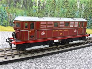 "Ace Trains O Gauge E17, Metropolitan Vickers Bo-Bo ""Metropolitan"" Loco No 19, Electric 2/3 Rail image 10"